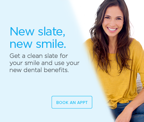Meadows Dental Group - New Year, New Dental Benefits